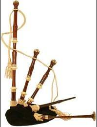 Шотландская волынка - один из древнейших инструментов
